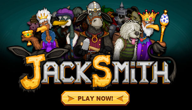Игра jacksmith 2 - 8ce1