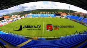 Prijenos utakmice NK Široki Brijeg – NK Zvijezda Gradačac na Jabuci od 20:00 sati