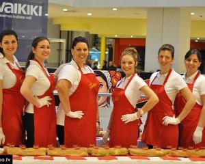 Super sendvič oduševio posjetitelje Mepas Mall-a