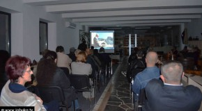 U Širokom Brijegu prikazan dokumentarni film o Veselku Koromanu