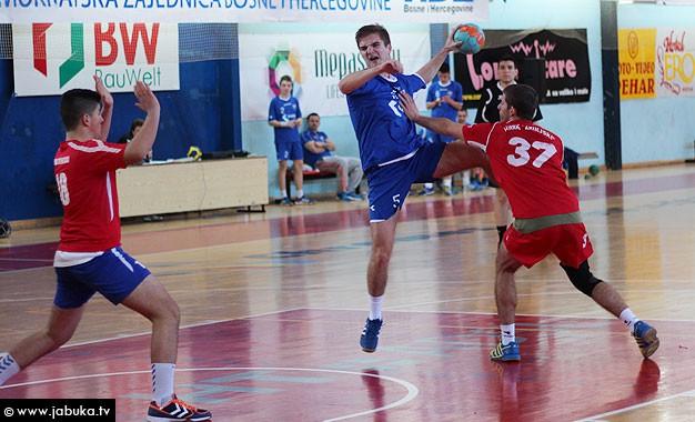 Široki potopio Zrinjskog u Mostaru, Sliškovićevih fantastičnih 18 pogodaka