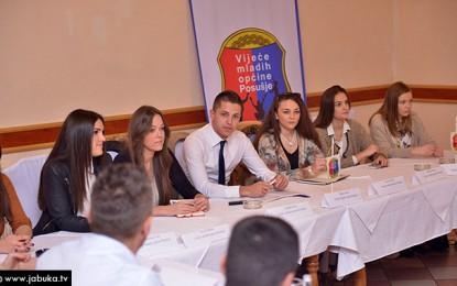 U Posušju održan sastanak inicijativnog odbora Vijeća mladih Federacije BiH