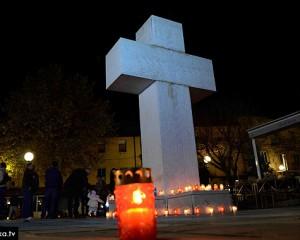 Široki Brijeg je večeras u mislima s Vukovarom