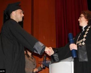 Promovirano 167 diplomanata APTF-a u Mostaru