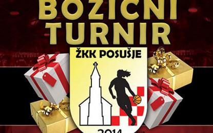 Ženski košarkaški Božićni turnir u Posušju