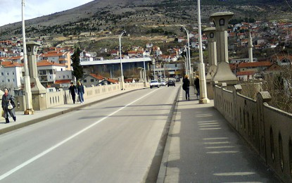 Mostar: 15-godišnjakinja pokušala samoubojstvo s Carinskog mosta