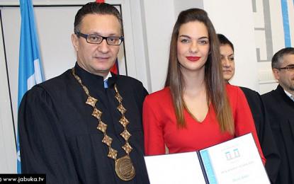 Filozofski fakultet Mostar: Dodijeljene Dekanove nagrade najboljim studentima