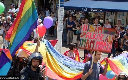Gay parada uskoro u BiH