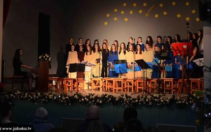 U kinu Borak održan božićni koncert Glazbene škole Široki Brijeg