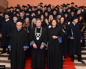 Promovirana 162 diplomanta Fakulteta strojarstva i računarstva Mostar