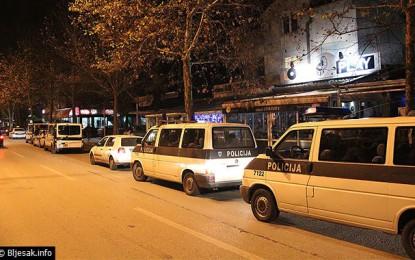 Policijska racija u Mostaru