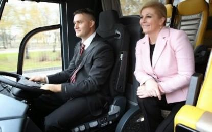 Šipovčan dovozi Kolindu Grabar-Kitarović u Hercegovinu