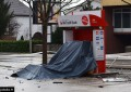 Široki Brijeg: Eksplozivnom napravom raznijeli bankomat i otuđili novac