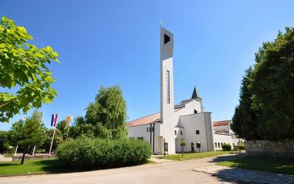 Provaljeno u crkvu svetog Ante na Humcu