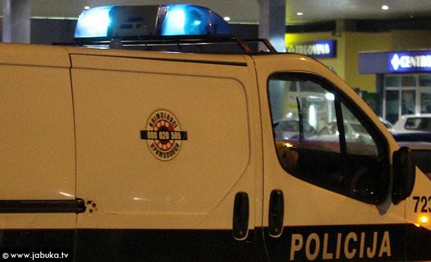 Mostar: Opljačkan 'Namex' i kladionica 'Sportplus'