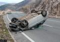 Mostar – Široki Brijeg: Automobilom se na Žovnici prevrnuo na krov