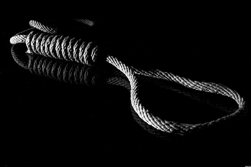 Samoubojstvo vješanje