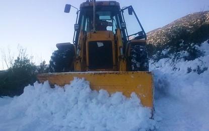Kad se male ruke slože: Mještani Šipovače i Kašče očistili sela od snijega