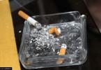 Cigarete pepeljara