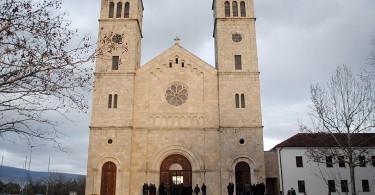 Crkva Uznesenja BDM Široki Brijeg