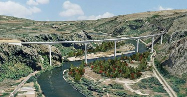 Most Počitelj