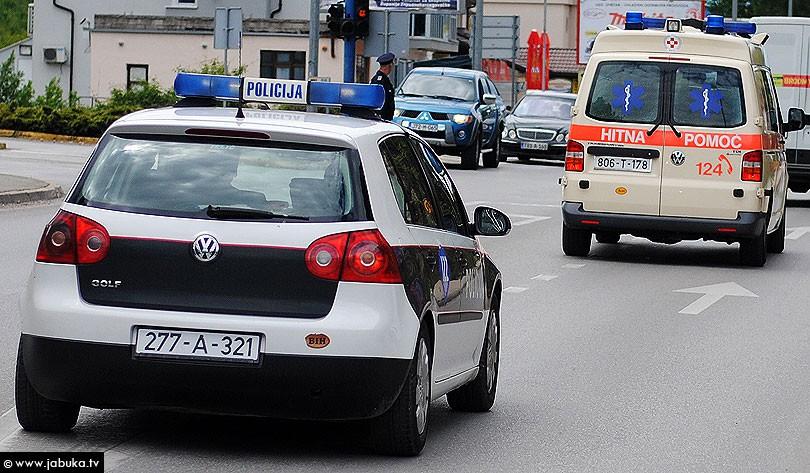 Policija Hitna pomoć