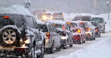 Snijeg auto