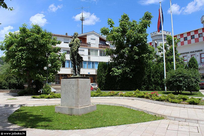 Trg Gojka Šuška