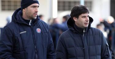 Igor Tudor i Goran Vučević
