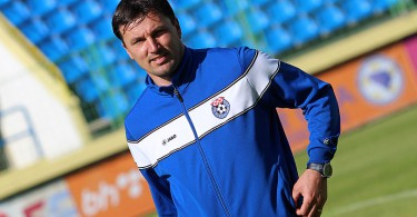 Denis Ćorić, trener juniora NK Široki Brijeg