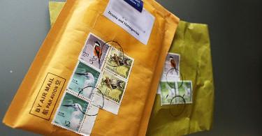 Pošiljka paket