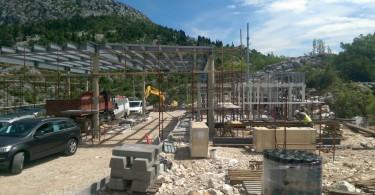 Granica izgradnja