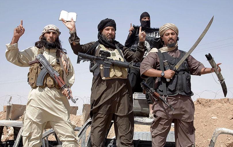 ISIL-teroristi
