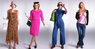 moda kroz povijest