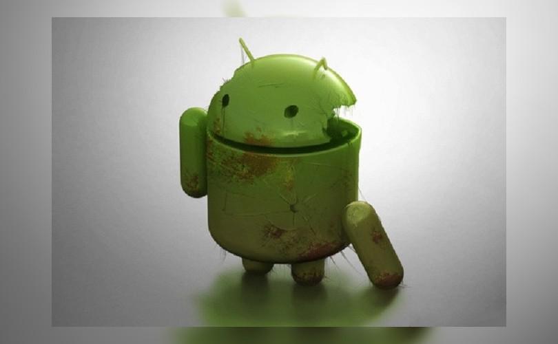 android-pokvaren