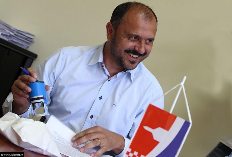 Branko Bago, načelnik Općine Posušje