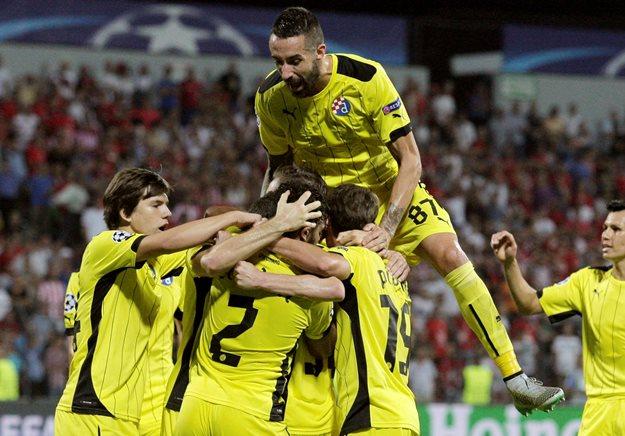 ALBANIA SOCCER UEFA CHAMPIONS LEAGUE PLAY-OFF