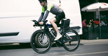 irac na biciklu