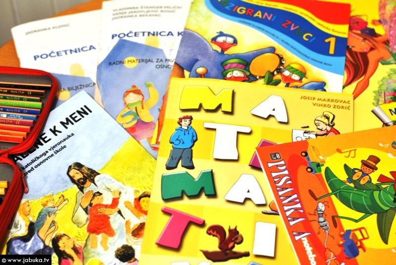 Knjige za prvasice