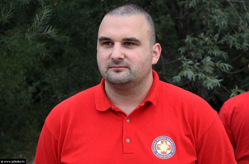 Mario Barbarić, pročelnik GSS-a Široki Brijeg