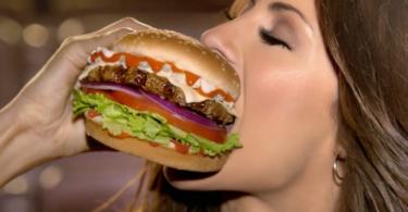 hamburger, nezdrava hrana, jelo