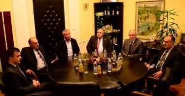 Domoljubne koalicije i HDZ-a posjetili Čitluk i Ljubuški