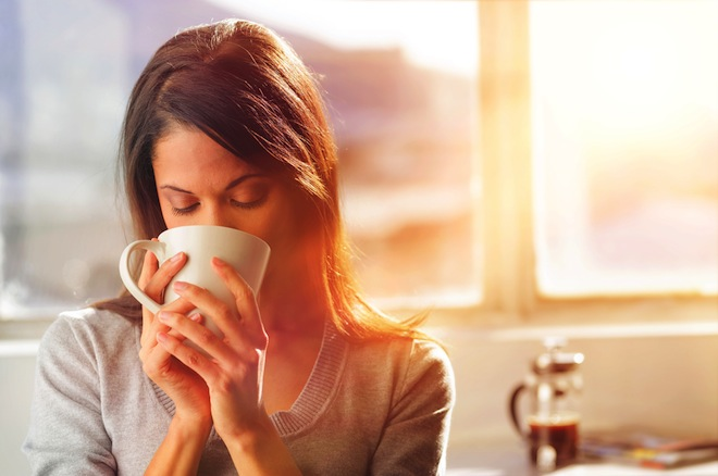 Biljni čaj ublažava glavobolju