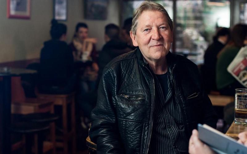 Prof Ante Zujić, nekadašnji član popularnog imotskog rock banda Express