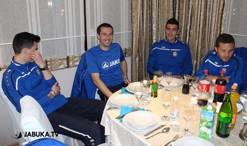 Jozo Špikić, Josip Barišić, Ivan Krstanović i Davor Landeka
