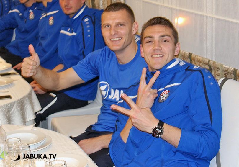 Luka Bilobrk i Boris Pandža