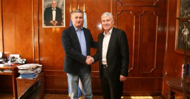 Dragan Čović Tomislav Karamarko