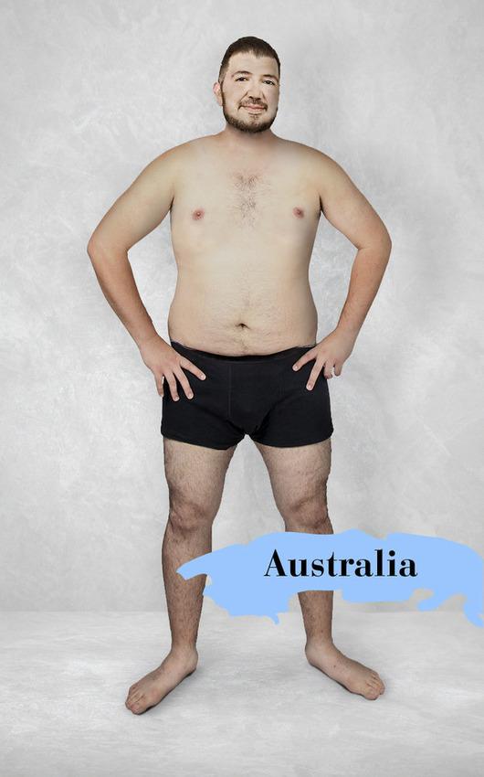 australia muskarac