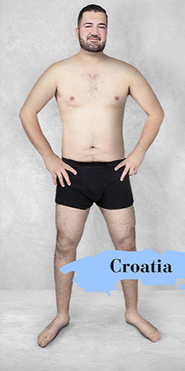 croatia muskarac