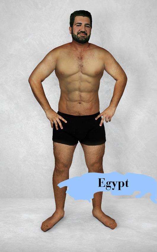 egipat muskarac